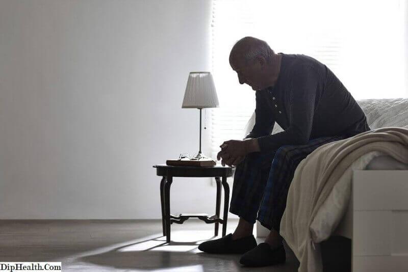 Depresión anciano